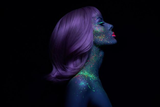 neon-girl